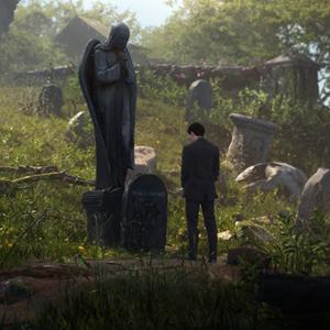 Sherlock Holmes Chapter One - Sherlocks Mothers Grave