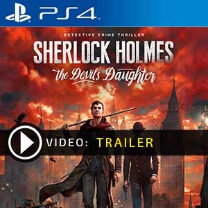Sherlock Holmes The Devils Daughter PS4 Prices Digital or Physical Edition