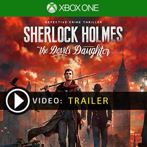 Sherlock Holmes The Devils Daughter Xbox One Prices Digital or Physical Edition
