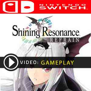 Shining Resonance Refrain Nintendo Switch Prices Digital or Box Edition