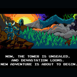 Shovel Knight - The Story