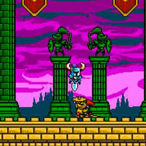 Shovel Knight - Boss Battle