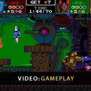 Shovel Knight Showdown Gameplay Video