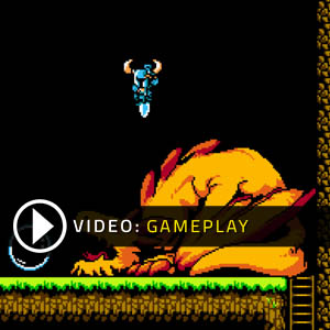 Shovel Knight PS4 Gameplay Video