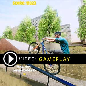 Shred 2 Freeride Mountainbiking Nintendo Switch Gameplay Video