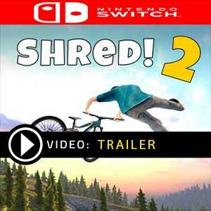 Shred 2 Freeride Mountainbiking Nintendo Switch Prices Digital or Box Edition