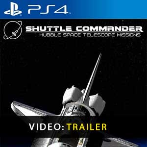 Shuttle Commander PS4 Prices Digital or Box Edition