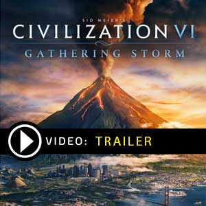 Sid Meier's Civilization 6 Gathering Storm Digital Download Price Comparison