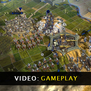 Sid Meiers Civilization V Gameplay Video