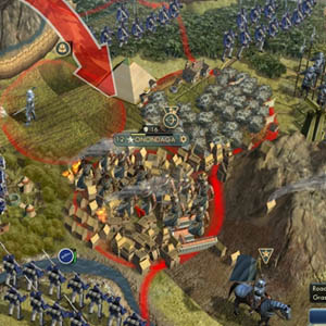 Ranged Attack in Sid Meier