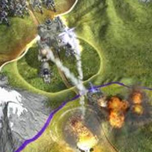 Trevor of Sid Meier's Civilization V