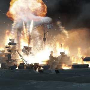 Silent Hunter 5 - Explosion