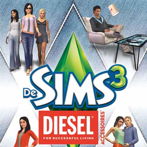 Sims 3 Diesel Stuff Digital Download Price Comparison