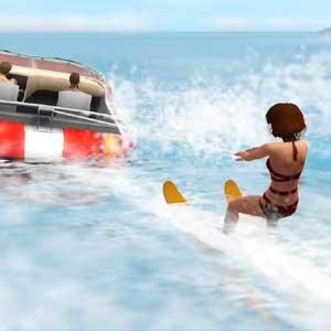 Sims 3 Island Paradise - Jet Skiing