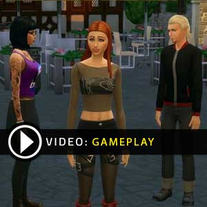 The Sims 4 Get Together Gameplay Video