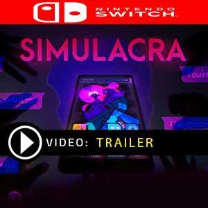 SIMULACRA Nintendo Switch Prices Digital or Box Edition