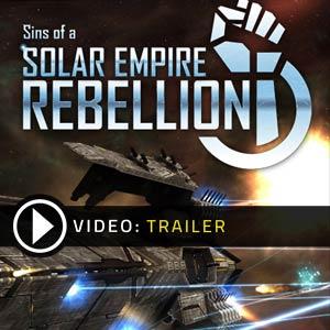 Sins of a Solar Empire Rebellion Digital Download Price Comparison