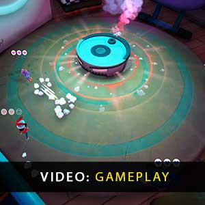 Skelittle A Giant Party Gameplay Video