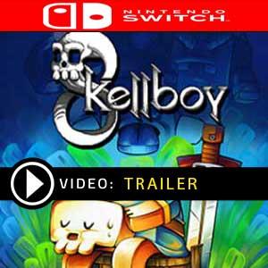 Skellboy Nintendo Switch Prices Digital or Box Edition