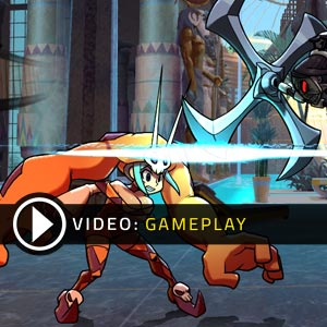 Skullgirls Gameplay Video