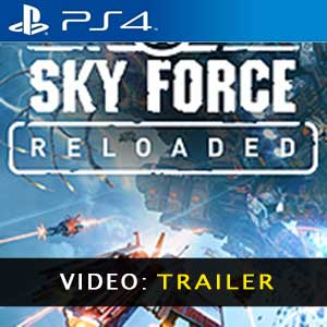 Sky Force Reloaded PS4 Code Price Comparison