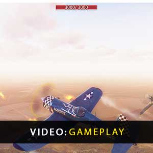 Sky Gamblers Storm Raiders 2 Gameplay Video
