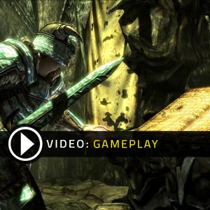 Skyrim Dragonborn Gameplay Video