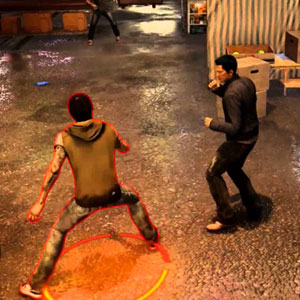 Sleeping Dogs Definitive Edition Xbox One Gameplay