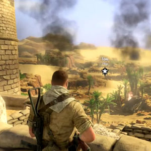 Sniper Elite 3 PS4 Battlefield