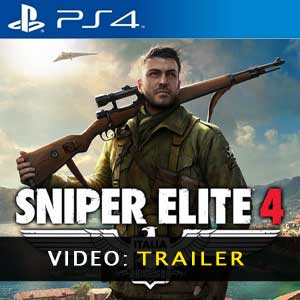 Sniper Elite 4 Trailer Video