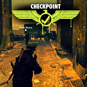 Sniper Elite Nazi Zombie Army 2 - Checkpoint