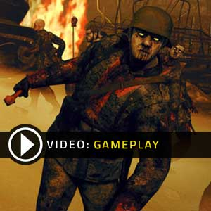 Sniper Elite Nazi Zombie Army 2 Gameplay Video