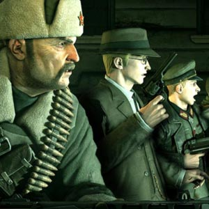 Sniper Elite Nazi Zombie Army Characters