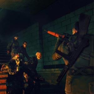 Sniper Elite Nazi Zombie Army Enemies