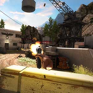 Sniper Elite VR - Pistol