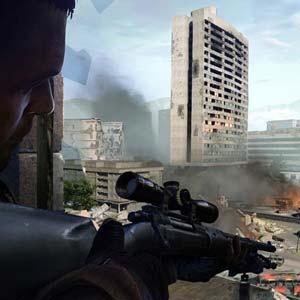 Sniper Ghost Warrior 2 - City