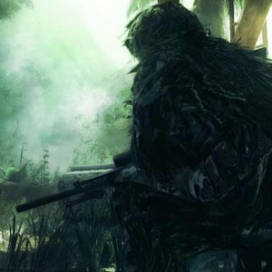 Sniper Ghost Warrior - Camouflage