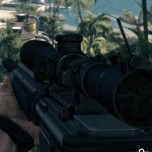 Sniper Ghost Warrior - Weapon