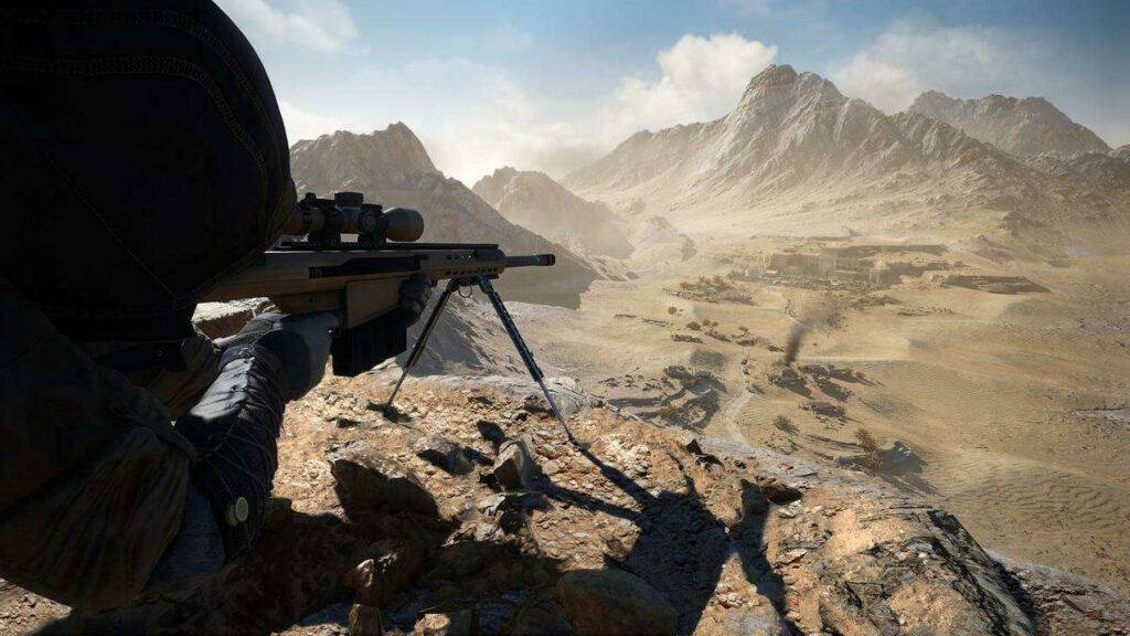 Sniper Ghost Warrior Contracts 2 Sniper