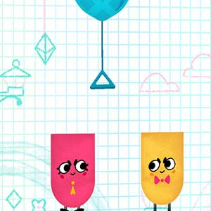 Snipperclips fun puzzles