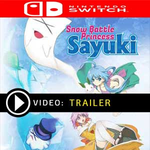 Snow Battle Princess Sayuki Nintendo Switch Prices Digital or Box Edition