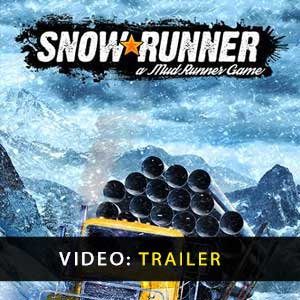 SnowRunner trailer video