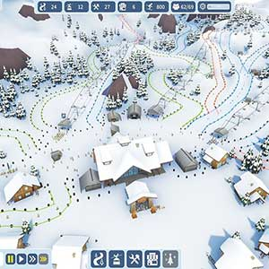 Snowtopia Ski Resort Builder Slope Difficulty