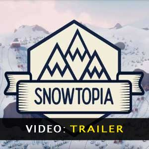 Snowtopia Ski Resort Builder Video Trailer