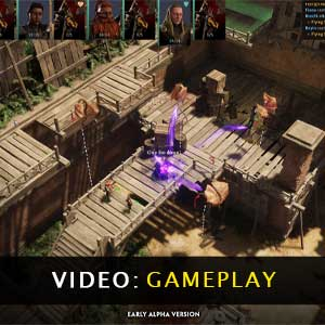 Solasta Crown Of The Magister Gameplay Video