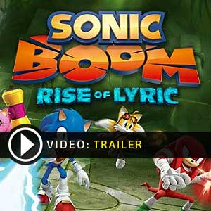 Sonic Boom Rise of Lyric Nintendo Wii U Prices Digital or Box Edition