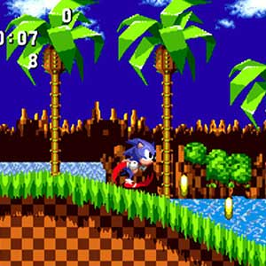 Sonic The Hedgehog - Sonic
