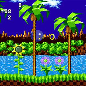 Sonic The Hedgehog - Spin