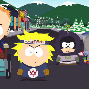 South Park The Fractured But Whole Characters