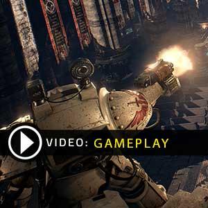 Space Hulk Deathwing Gameplay Video